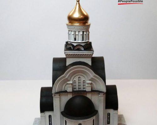 церкви 500x400 - 3D Печать