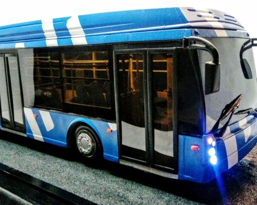 троллейбус 500x400 - 3D Печать